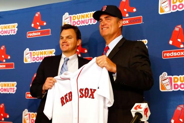 Boston Red Sox: Predicting the Opening Day Starters
