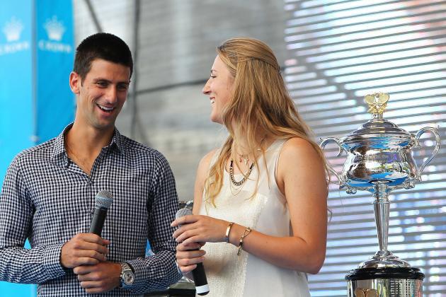 2013 Australian Open: Breaking Down the Men's Singles Draw Quarters