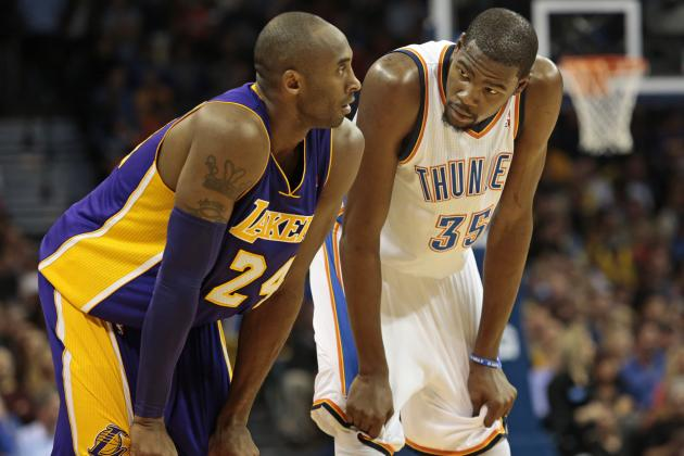 NBA Picks: Oklahoma City Thunder vs. Los Angeles Lakers