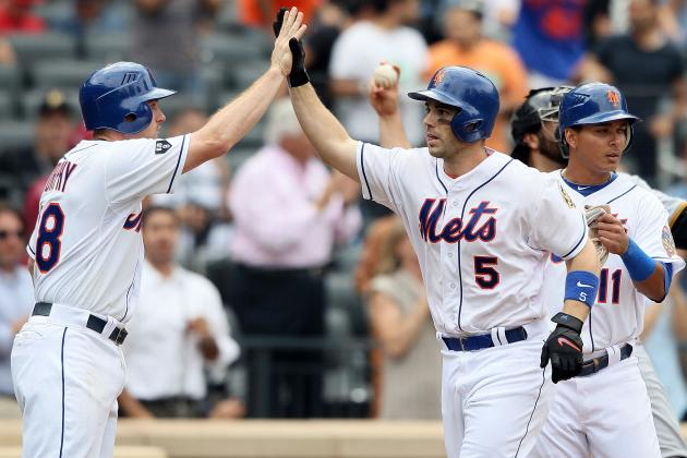 New York Mets: 5 Possible Batting Orders for 2013