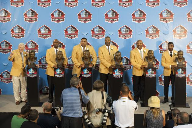 Making a Case for and Against Every 2013 Pro Football Hall of Fame Finalist