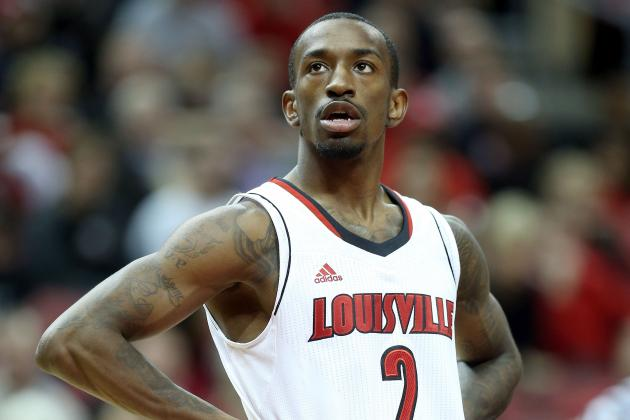 Louisville Basketball: Ideal Intro Songs for Louisville's Starting 5