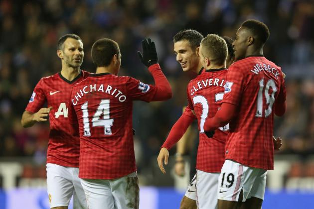 Manchester United: 5 Key Players for Red Devils vs. Liverpool