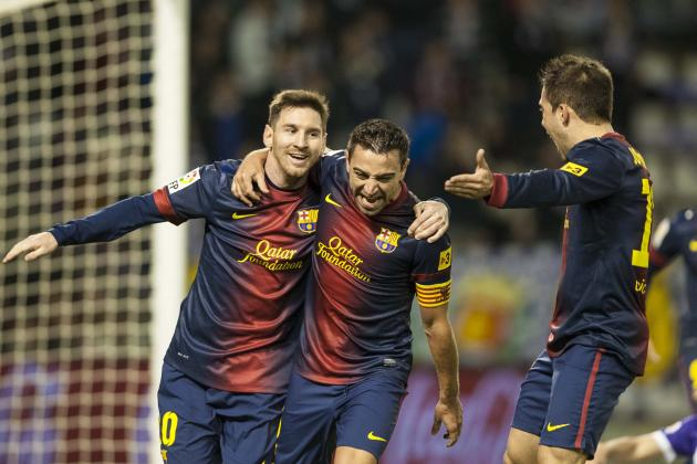 Malaga vs. Barcelona: Why Barcelona Will Remain Undefeated