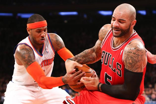 Chicago Bulls vs. New York Knicks: Postgame Grades and Analysis