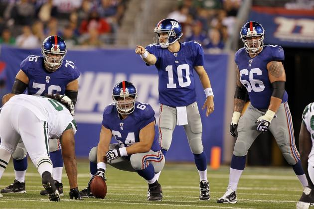 New York Giants: 5 Players Who May Be Asked to Take a Pay Cut 2013