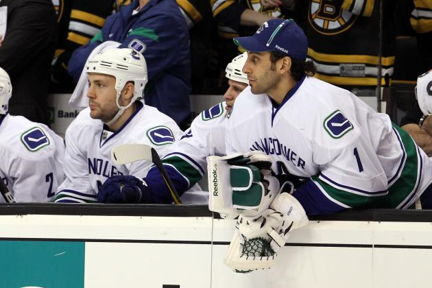 2013 NHL Season: 5 Items the Vancouver Canucks Need to Address