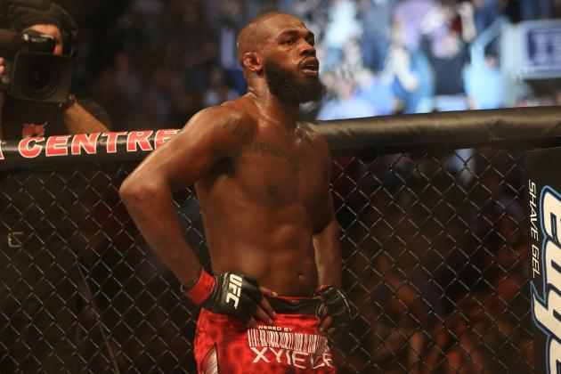 UFC Superlatives: Best Fighters, Fights, Knockouts, Submissions and More of 2012