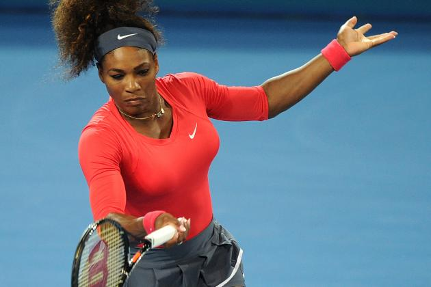 Australian Open 2013: Can Anyone Stop Serena Williams ?