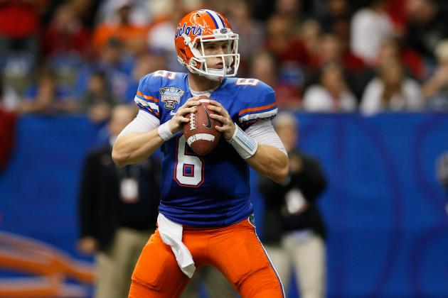Florida Football: 10 Ways the Offense Needs to Change in 2013