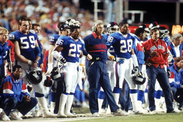 NFL Hall of Fame: Will Former Giants Coach Bill Parcells Get Enshrined in 2013?