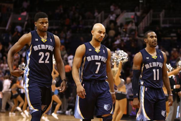 5 Rotation Changes or Trades the Memphis Grizzlies Should Make