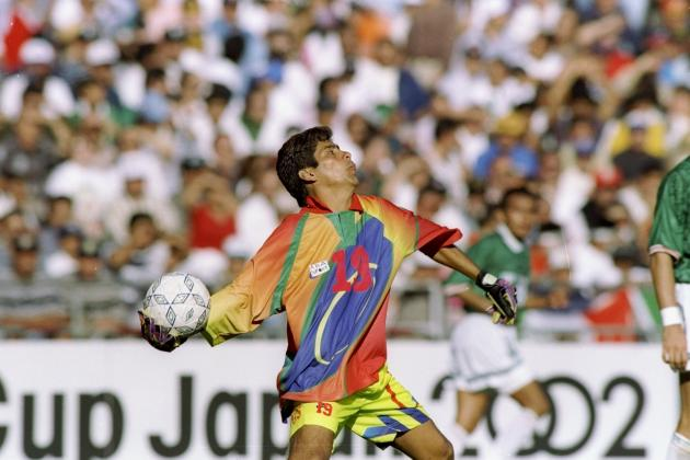 Soccer's 10 Worst Uniform Color Combinations Ever