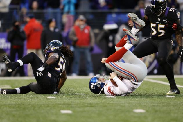 A Giant Flop: The New York Giants' 7 Biggest Disappointments in 2012