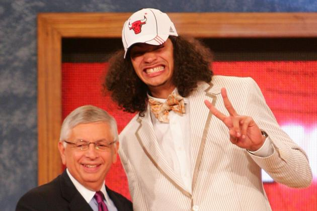 Joakim Noah and the 10 Most Unique Personalities in Chicago Bulls History