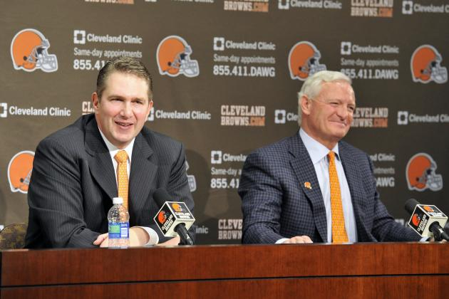 Breaking Down the Cleveland Browns' 2013 Salary Cap: Where Is Money Best Spent?