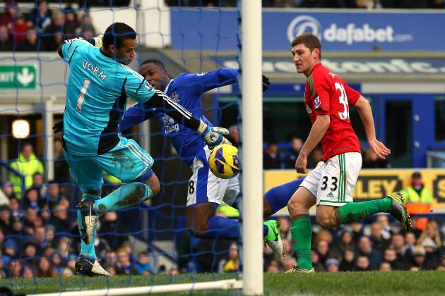Everton vs. Swansea: 6 Things We Learned