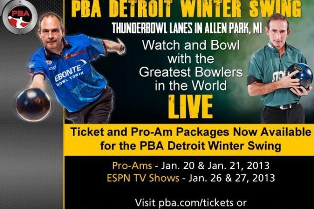 PBA Winter Swing: A Multi-Tournament Tribute to Four PBA Legends