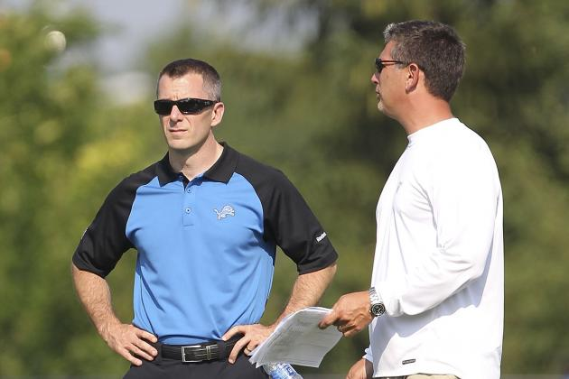 Breaking Down the Detroit Lions' 2013 Salary Cap: Where Is Money Best Spent?