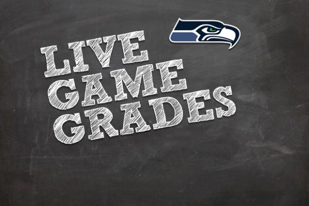 Seahawks vs. Falcons: Final Report Card, Player Grades for Seattle