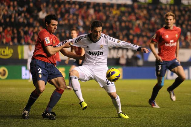 Osasuna vs. Real Madrid: Rating Los Merengues Players in Goalless Draw