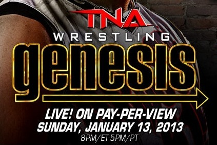 TNA Genesis 2013 Predictions: Hardy vs. Aries vs. Roode, Sting vs. DOC and More