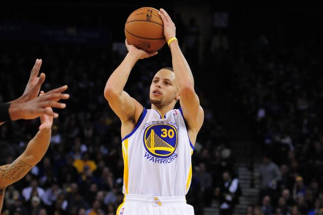 Predicting the 2013 NBA All-Star 3-Point Lineup