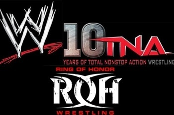 WWE/TNA/ROH: My Top Moments of the Week, Jan. 7-11