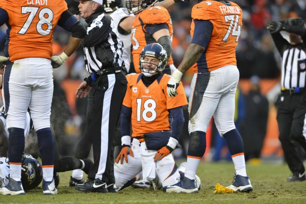 Who's to Blame for Broncos' Divisional-Round Loss to Ravens?