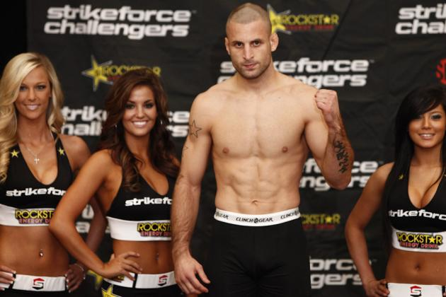 Grades for All Main-Card Fighters from Strikeforce's Final Card