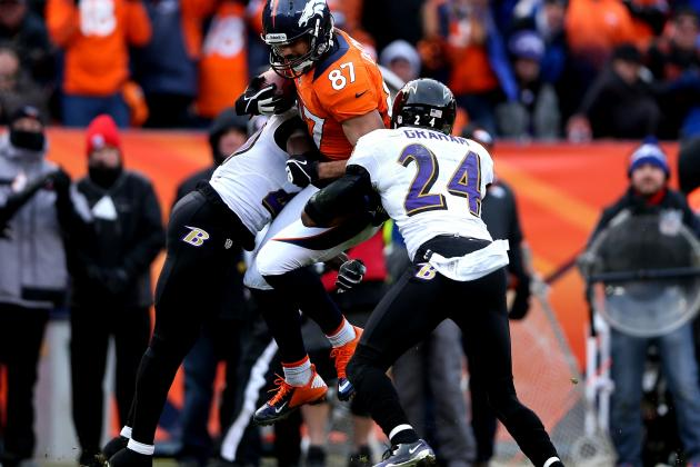 Ravens vs. Broncos: Winners and Losers from Baltimore's Playoff Win