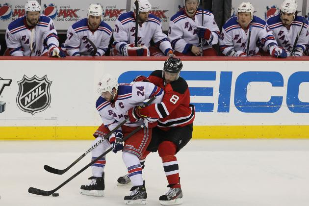 NY Rangers Schedule 2013: 4 Games You Can't Miss