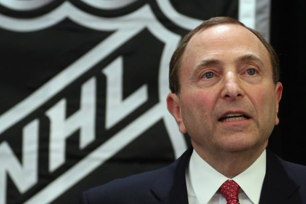 NHL Rumors: Latest on Post-Lockout Trades and Roster Moves