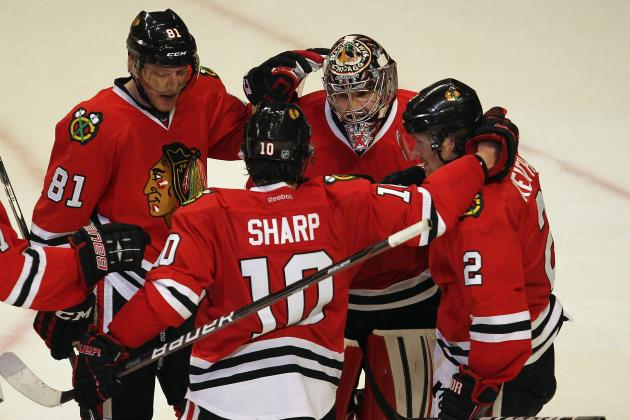 Chicago Blackhawks Schedule 2013: 5 Games You Can't Miss