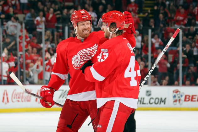Detroit Red Wings: 5 Biggest Questions in 2013 Training Camp