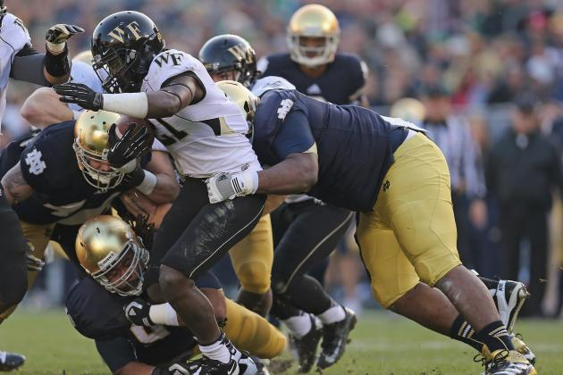 Notre Dame Football: 5 Reasons Why the Defense Will Be Even Better in 2013