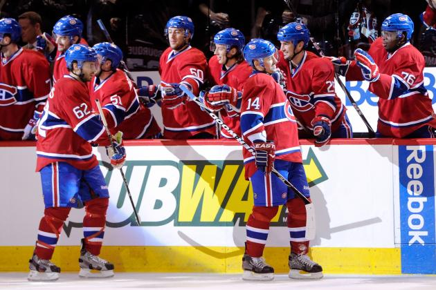 Montreal Canadiens Schedule 2013: 10 Games You Can't Miss