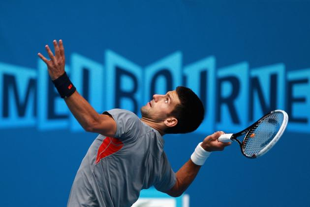 Australian Open 2013: Most Difficult Opponents in Novak Djokovic's Draw