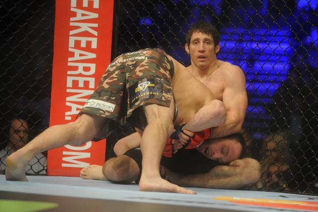Strikeforce Results: 5 Fights for Tim Kennedy in the UFC