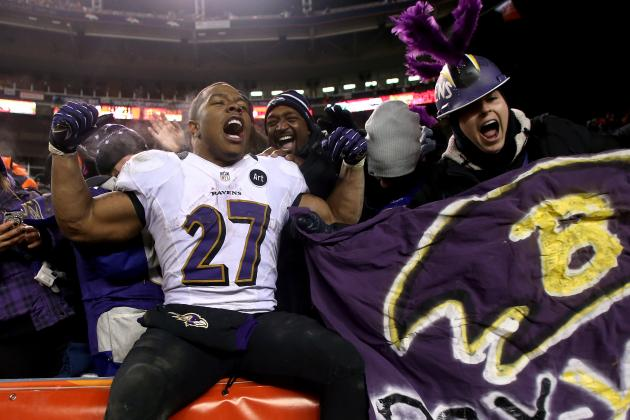 5 Observations from the Ravens' Playoff Win over the Broncos