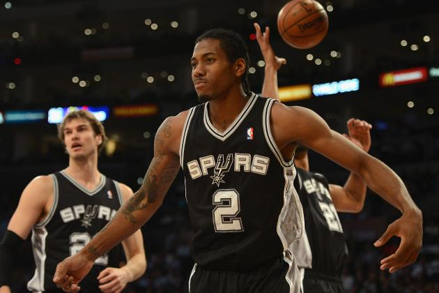 Playing Fact or Fiction with Each San Antonio Spurs Player as a Building Block