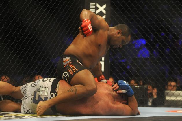 Strikeforce: Power Ranking the Finishes at Final Event