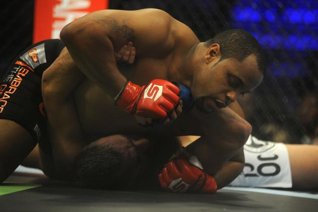 Stock Report from Strikeforce's Final MMA Card