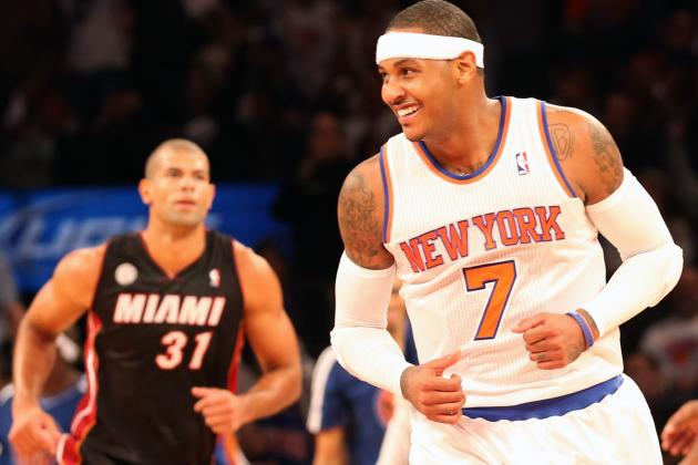 6 Advantages NY Knicks Have over Rival Miami Heat