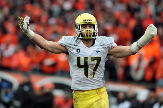 Oregon Football: 4 Biggest Weaknesses Heading into the Offseason