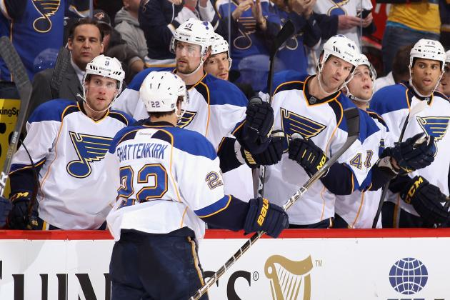 St. Louis Blues: 5 Games in Shortened Season You Can't Miss