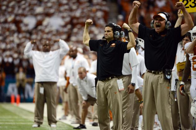 Texas Football: 5 Reasons Manny Diaz's Defense Will Dominate in 2013