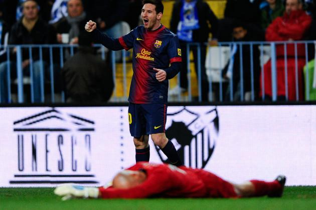 Malaga vs. Barcelona: 5 Things We Learned