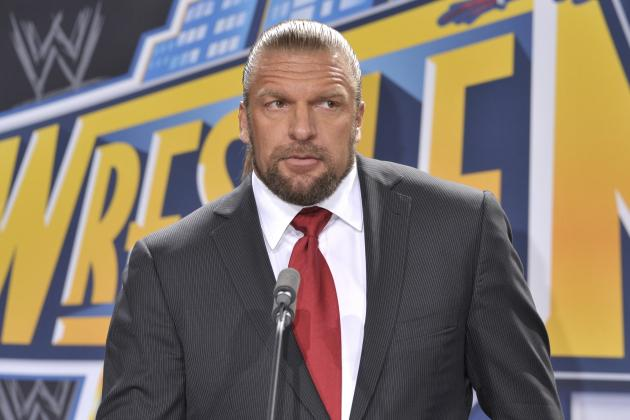 Tyson Kidd's Future, The Shield and Triple H's WrestleMania Match
