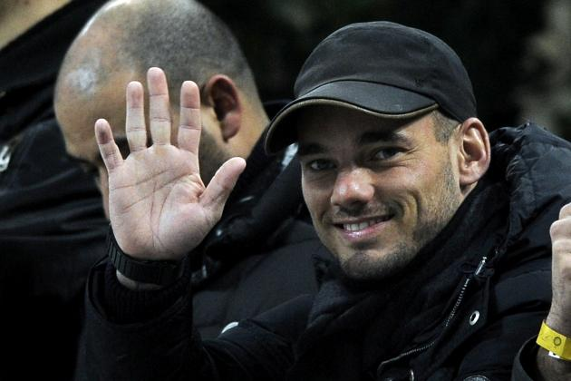 January Transfer Window: 5 Reasons Wesley Sneijder Could Go to Liverpool